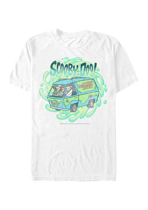 Scooby Doo™ Slimeball Game Graphic Short Sleeve T-Shirt