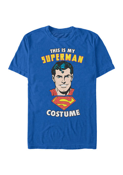 Superman Short Sleeve T-Shirt