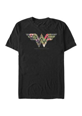 Wonder Woman Mens Wonder Woman Floral