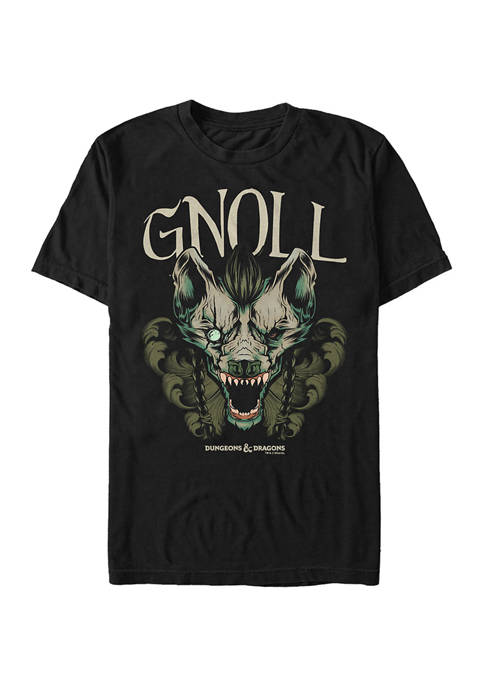 Gnoll Monster Icon Graphic T-Shirt