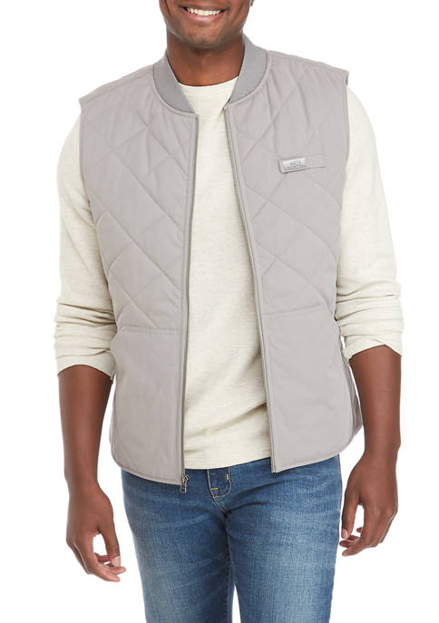 Mens Holston Quilted Vest