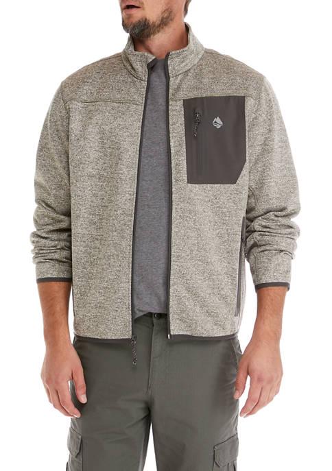 Chestnut Mountain Sweater Fleece Jacket