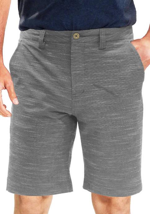 One Day Away Stretch Hybrid Shorts