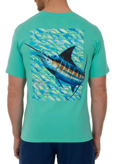 Guy Harvey® Men's Yellowfin Game Short Sleeve T-Shirt