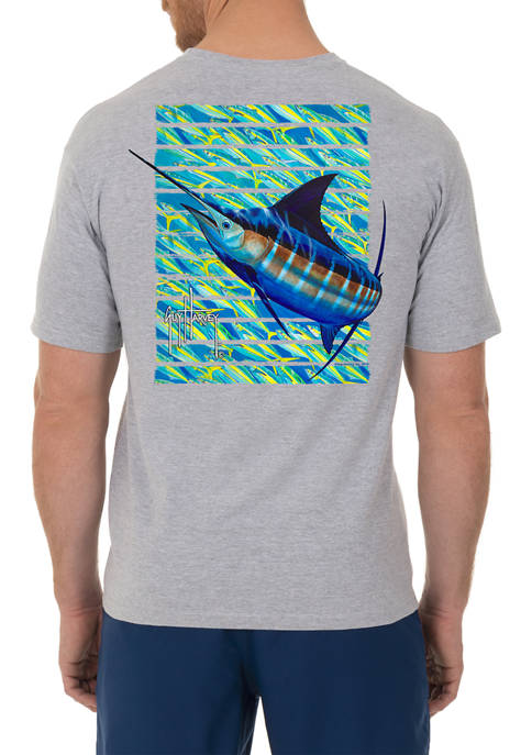 Guy Harvey® Yellowfin Game Short Sleeve T-Shirt
