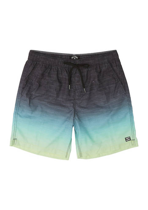 Billabong All Day Fade Layback Boardshorts