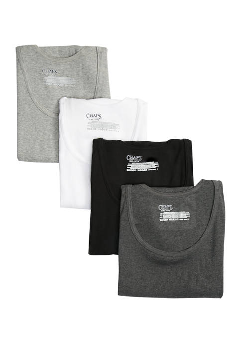 Chaps 4 Pack Tanks