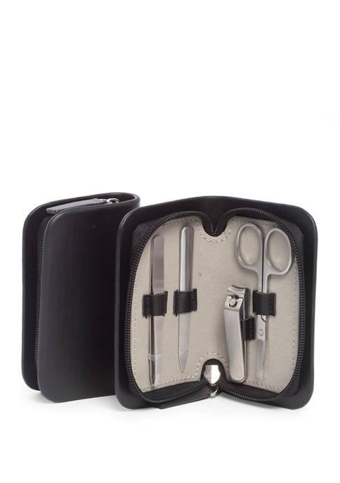 Bey-Berk 4 Piece Manicure Set