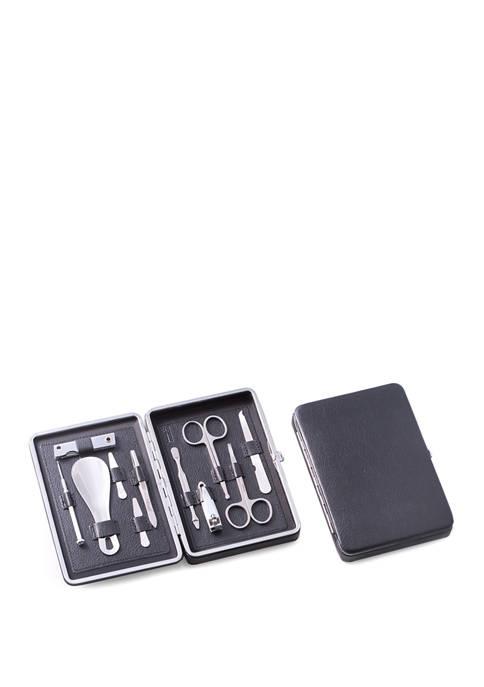 Bey-Berk 10 Piece Manicure Set