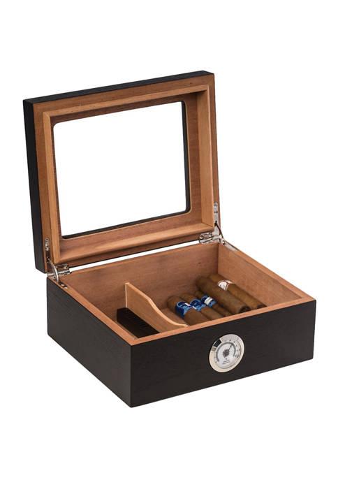 Espresso Wood Cigar Humidor
