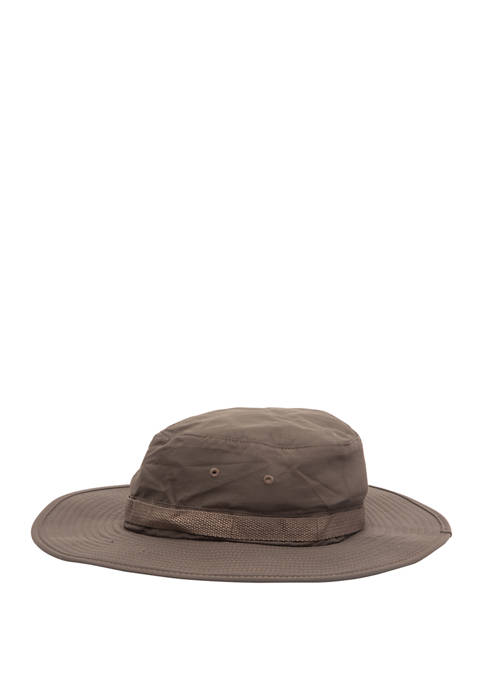 Floatable Boonie Hat