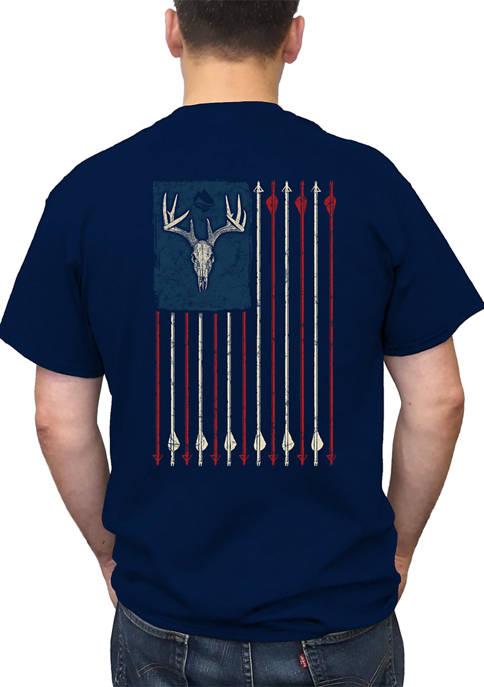 Ocean & Coast® Short Sleeve Cotton Graphic T-Shirt