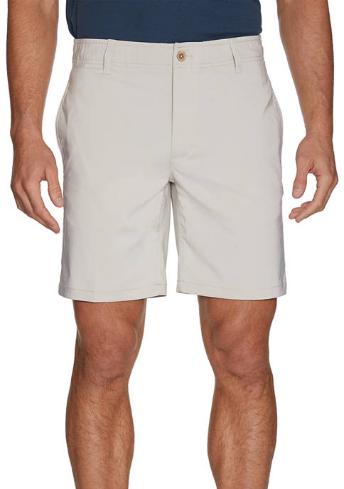 Caribbean Joe Mens Flex and Run Hybrid Shorts