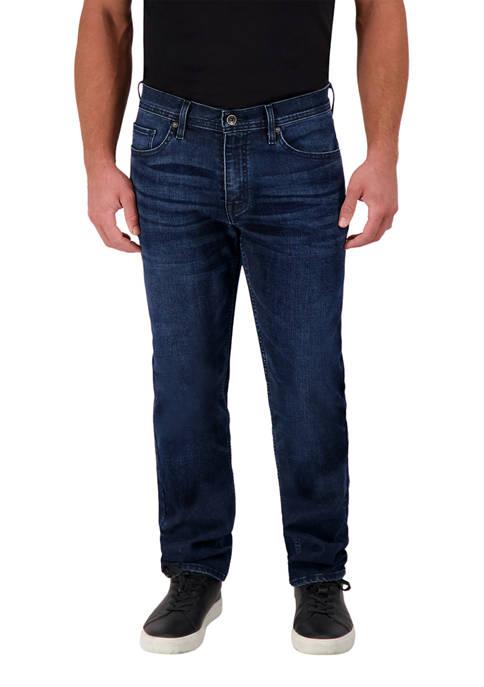 Devil-Dog Dungarees Athletic Fit Performance Stretch Denim Jeans
