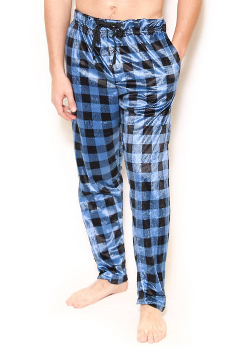 Members Only Comfy Velvet Lounge Pants