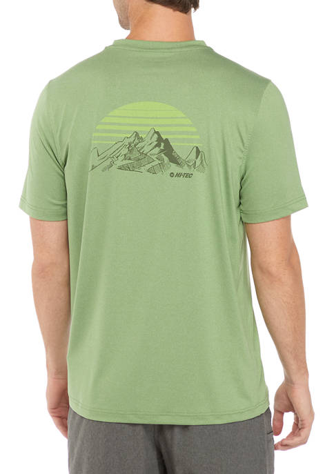 Short Sleeve Wrigley Shade Graphic T-Shirt