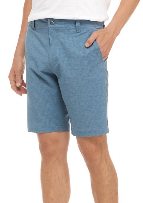Taylor Water Repellent Modern Hybrid Shorts
