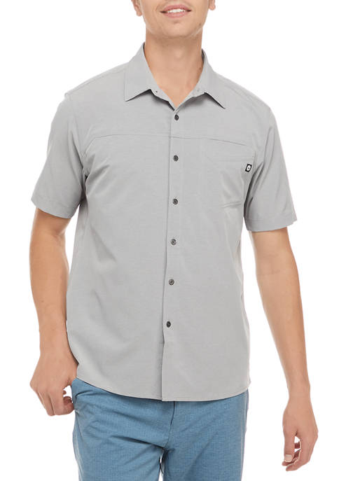 HI-TEC® Pardo Short Sleeve Mini Stripe Shirt