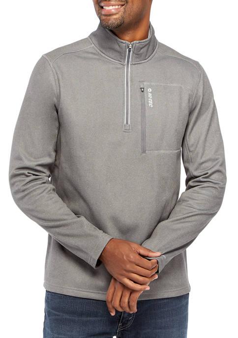 Mens Tech Microfleece Pullover