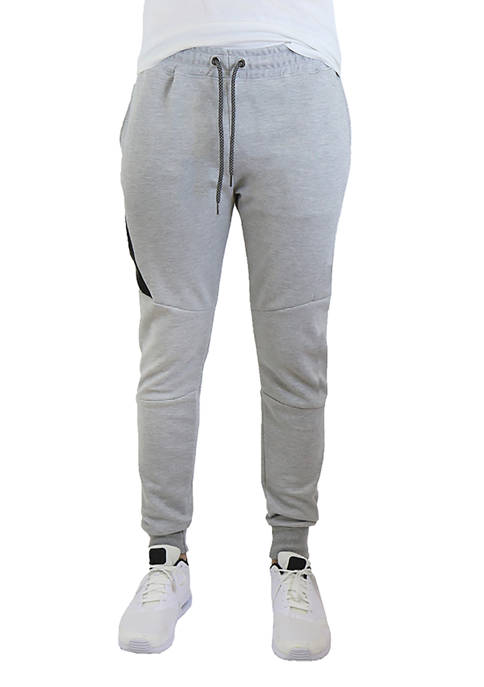 Galaxy Tech Joggers with Zip Pockets