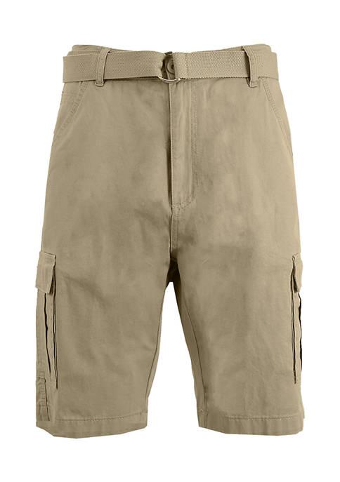 Galaxy by Harvic Mens Cotton Chino Shorts with
