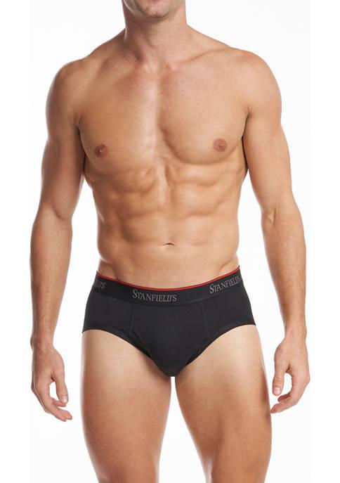 Stanfield's Mens Cotton Stretch Brief Underwear