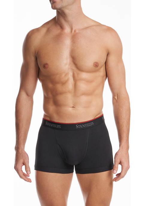 Stanfield's Mens Cotton Stretch Trunk Underwear -2 Pack
