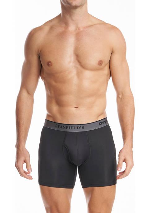 Mens DryFX Performance Boxer Brief Underwear