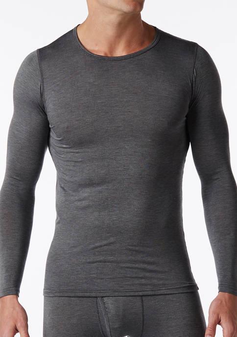 Mens HeatFX Lightweight Jersey Thermal Long Sleeve Shirt