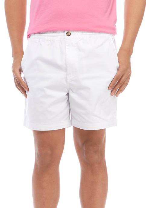 6 Inch Deck Shorts