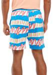 Retro Knit Shorts