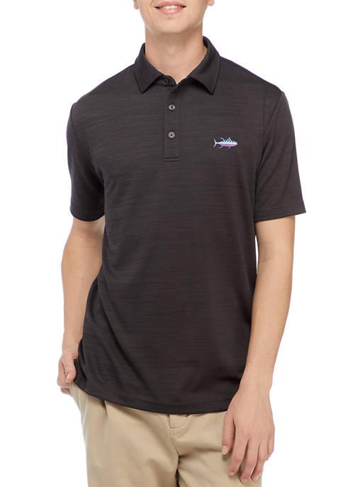 Short Sleeve Point Collar Shirt