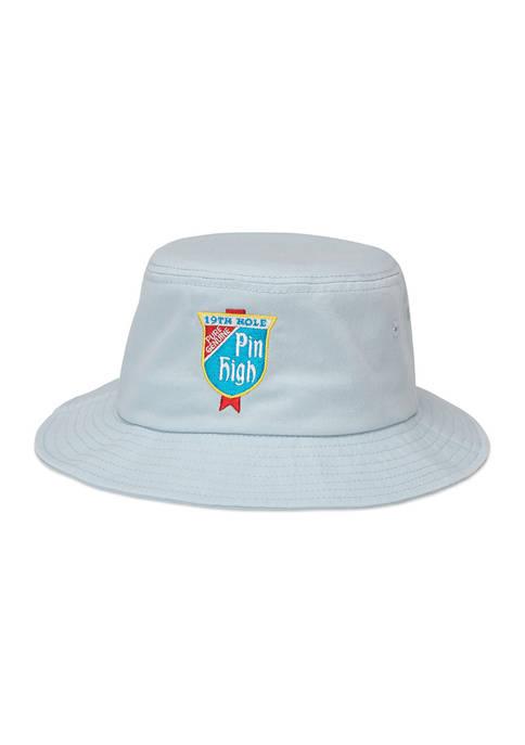 American Needle Pin High Bucket Hat