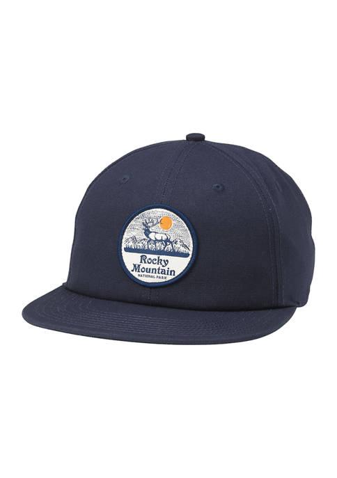 American Needle Rocky Mountain National Park Baseball Cap