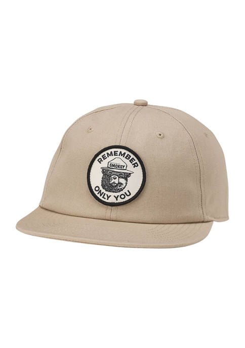 American Needle Smokey Bear Alpine Baseball Cap