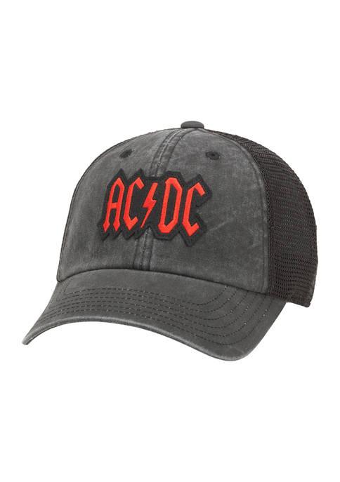 American Needle ACDC Raglan Bones Hat