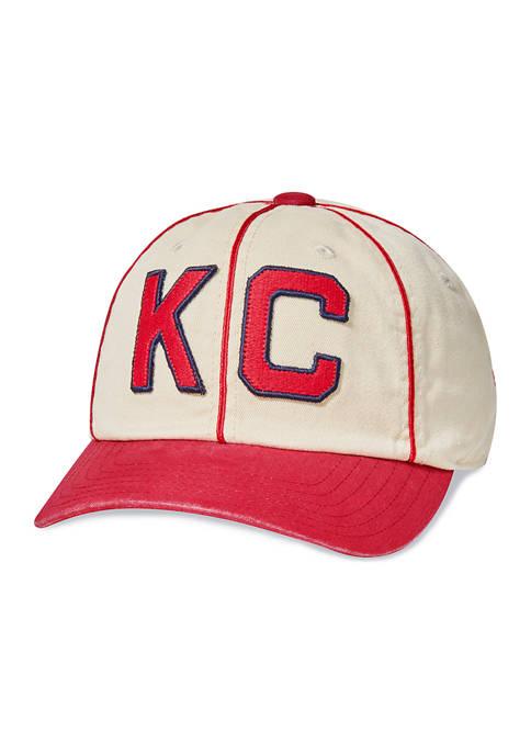 American Needle Kansas City Monarchs Baseball Cap