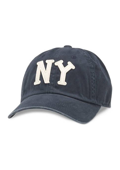 American Needle New York Black Yankees Baseball Cap