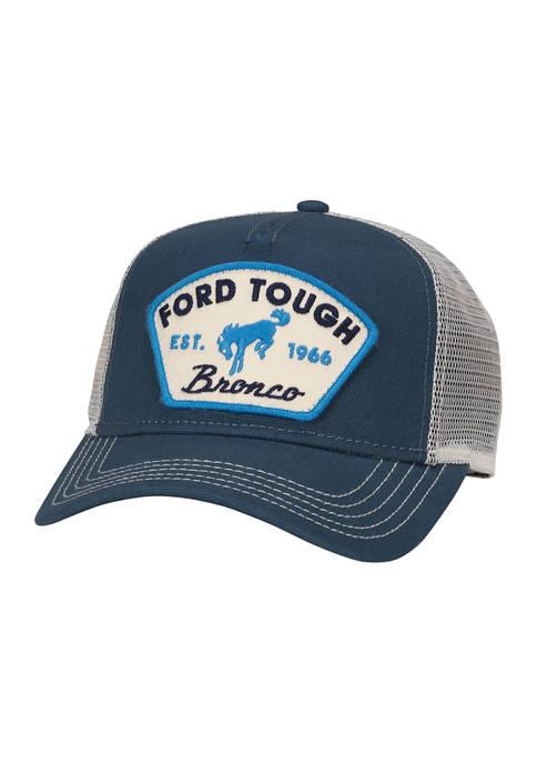 American Needle Bronco MVP Trucker Hat