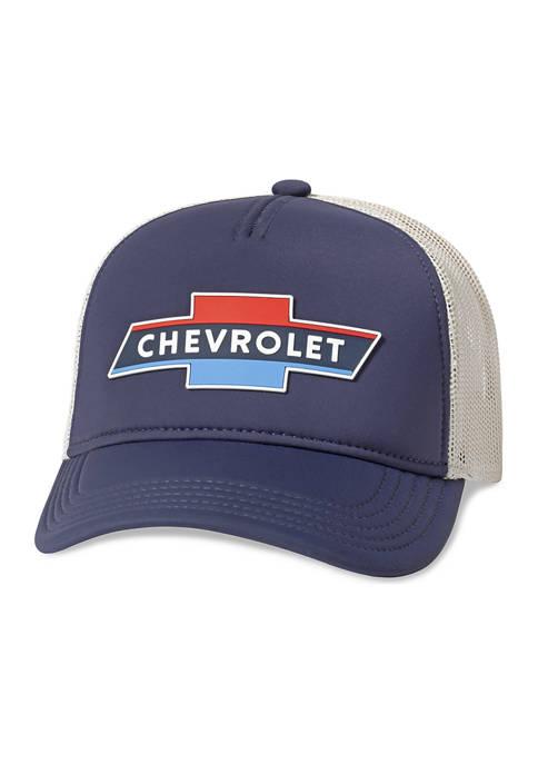 American Needle Classic Chevrolet Logo Riptide Valin Hat