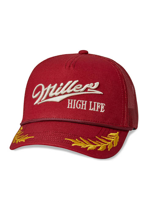 American Needle General Miller High Life Hat