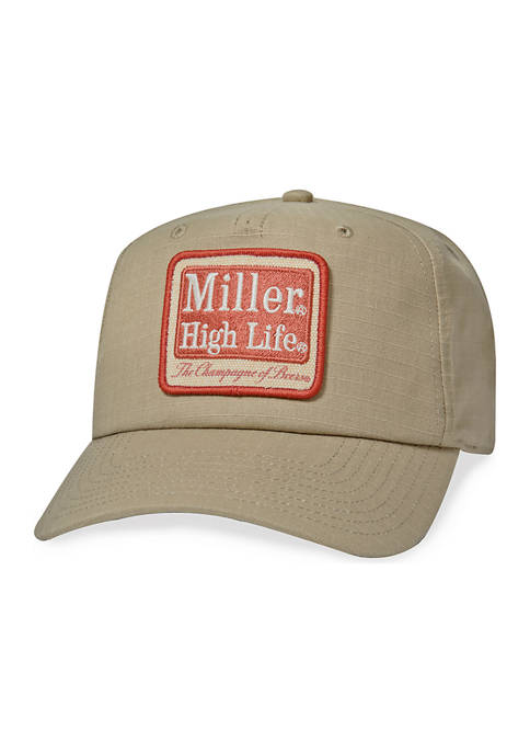 American Needle Miller High Life Hat