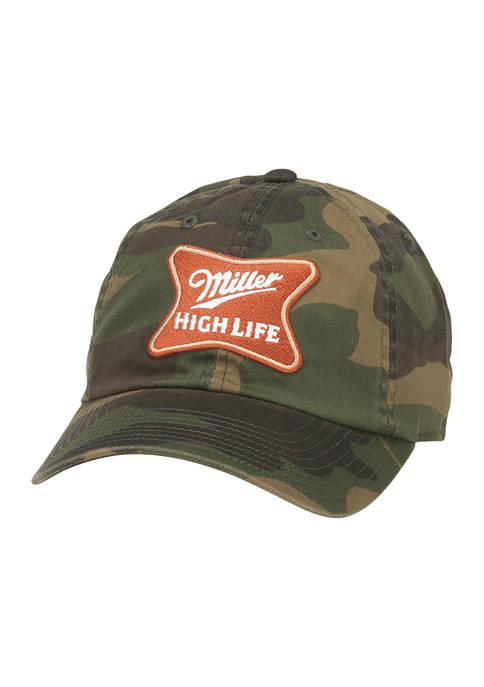 American Needle Miller High Life Baseball Cap