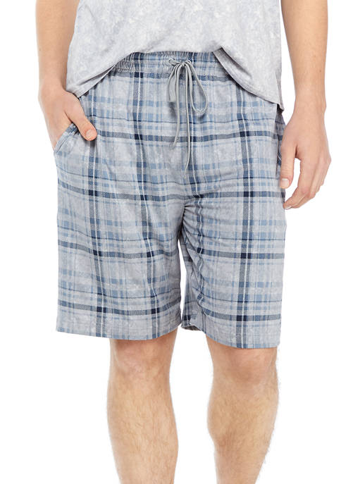 Lounge Pajama Shorts