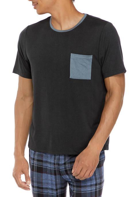 ANDE Short Sleeve Pocket Sleep T-Shirt
