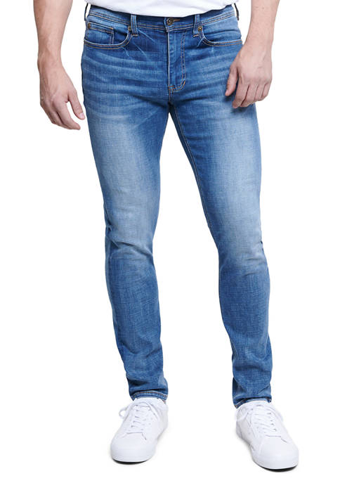 Super Slim 5 Pocket Jeans