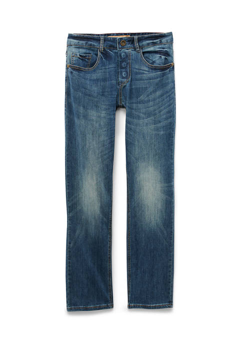 Adaptive Classic Fit Standing Jean