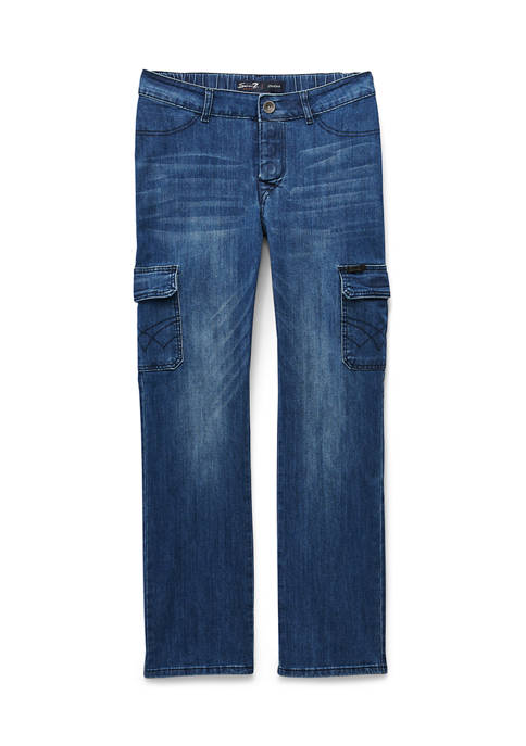 Adaptive Classic Fit Seated Jeans