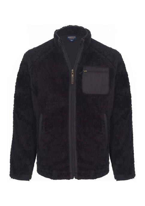 Smith's Workwear Butter Sherpa Full Zip Jacket
