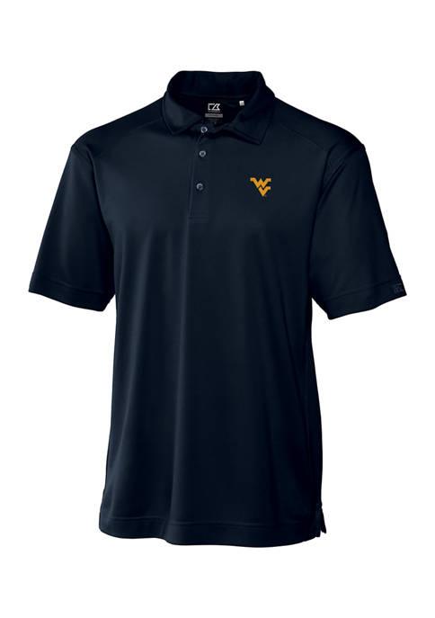 Big & Tall NCAA West Virginia Mountaineer CB DryTec Genre Polo